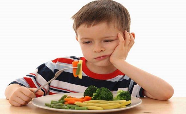 Trị suy dinh dưỡng ở trẻ từ cói