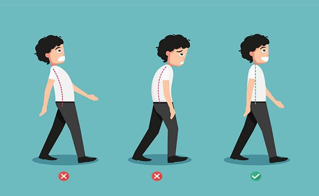 Đi bộ đúng cách